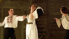 Keira Knightley Nude Tits in 'Colette' On ScandalPlanet.Com