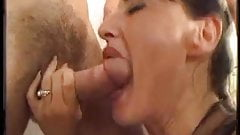 Laura angel double anal
