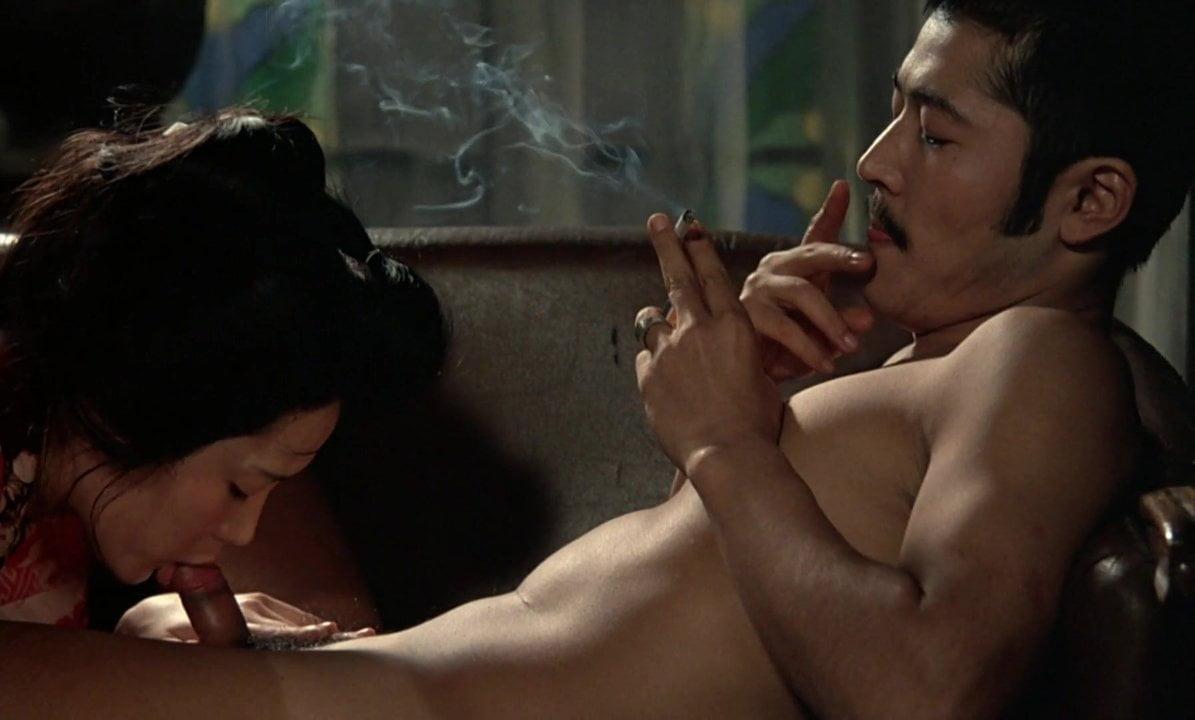 Eiko Matsuda Nude in the Realm of the Senses (1976)
