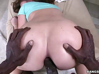 Maddy O Reilly Ass Fucked By Black Dick