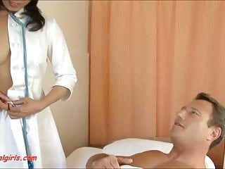 Download video bokep asian nurse get anal dp from two cock and cum in mouth Mp4 terbaru