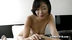 korean girl in towel records jav