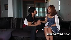 Korean Porn SEXY KOREAN GIRL Seduced