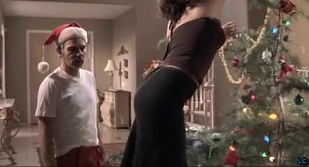 Never Bbw sex scene from bad santa you have