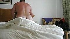 Fuckin in hotel room