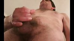 Mature Amateur Vinnie Jerking Off