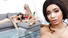 BFFS - it`s very HOT  Friends Fuck Dream walking Brother