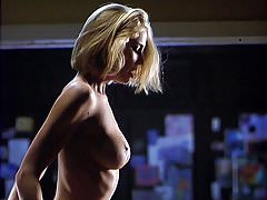 Kathleen Kinmont Nude Boobs In The Corporate Ladder Scandal's Thumb
