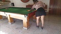 Shiny pool