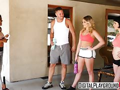 Xxx porn video - couples vacation scene 4 olive glass and da Thumbnail