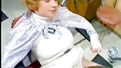 Vintage 70's - Die Supergeilen im Friseursalon