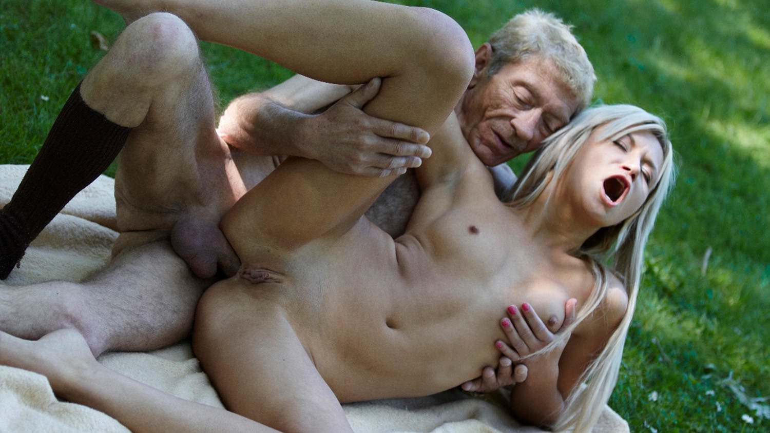 old man sex with young girls