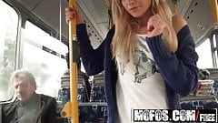 Lindsey Olsen - Ass-Fucked on the Public Bus - Mofos