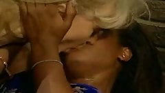Nina Hartley And Unknown Woman Lesbian Scene