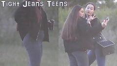 005 - Tight Jeans Teens (Field Series)