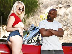 Skylar Madison Is Thankful For Her Black Stepdad