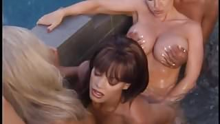 Danni Ashe's Pool Party