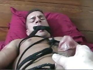 Jocks tied up