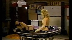 Nina Hartley,Cherelle Marie & Mike Horner From Here Eat This