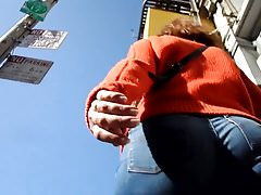 BootyCruise: Blue Jeans Up-Ass Cam 13