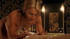 Madeleine west threesome, penis sizes nude