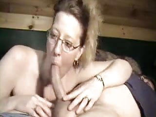 Blow job movie library thumb - Cock loving wife gives fantastic deep throat blow job