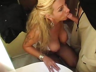 Anal german milf - big saggy floppy tits woman