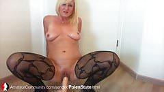 polnische Blondine pornofilmer
