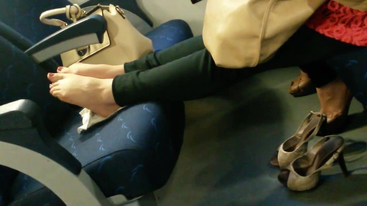 nice girl feet