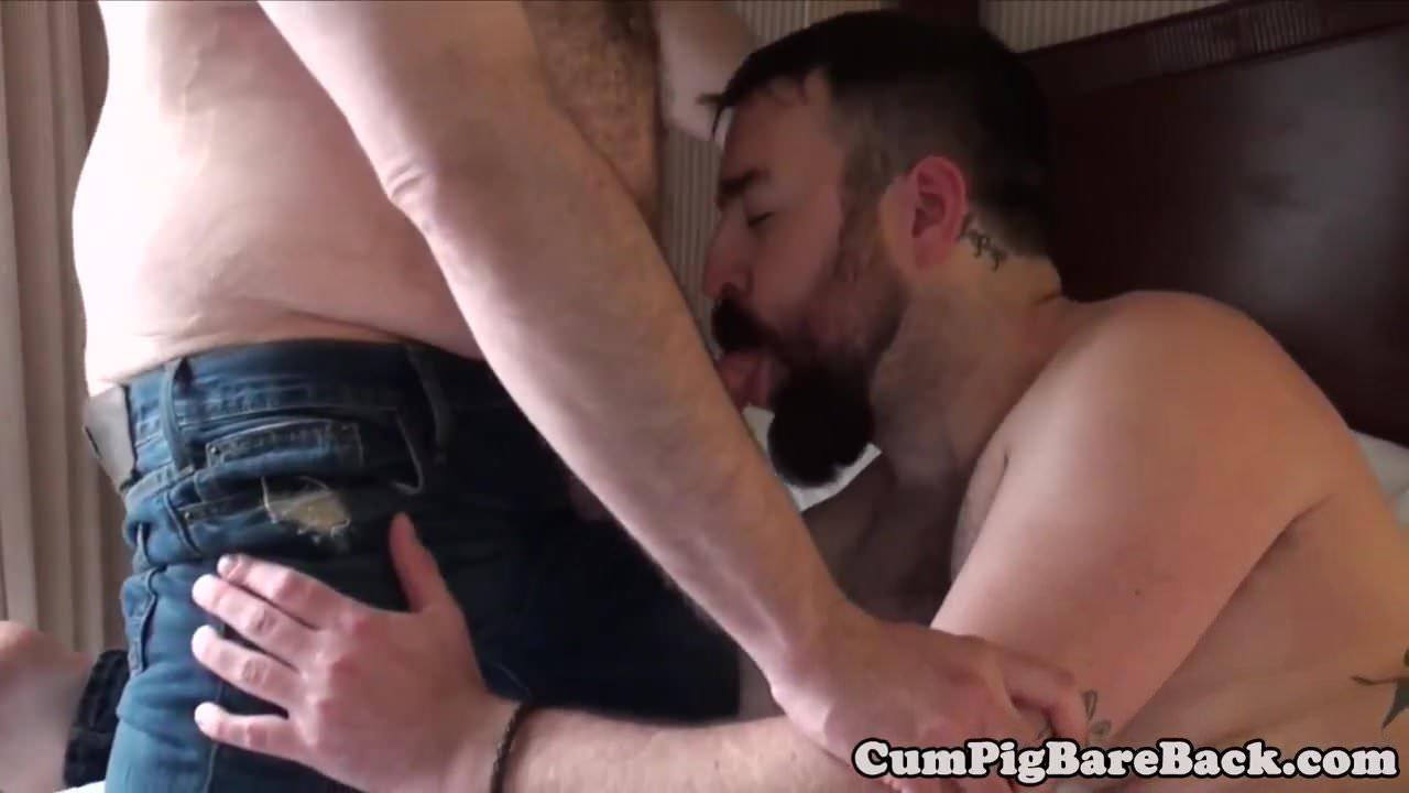 Superchub cocksucked and ass fingered
