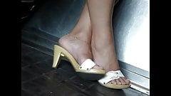 Candid high heels #24