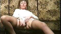 Slut wife gets her 5 a day.