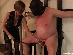 CBT As It Should Be - Punishment for Naughty Boy's Thumb