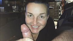 Lucretia Blowjob for a Cucpcake