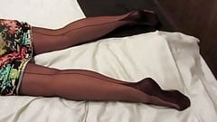 Horny for Nylons Geil in Nylons