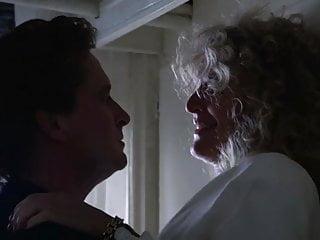 Celebrity Glenn Close Sex Scenes in Fatal Attraction (1987)