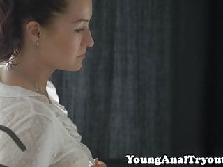 Anal teen tryouts 15 torrent - Young anal tryouts - olya takes a hard anal pounding