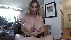 POV FUCK with Real Stepmother