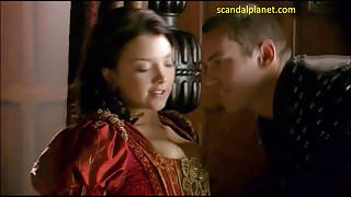 Natalie Dormer Nude Boobs In The Tudors ScandalPlanet.Com
