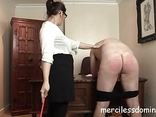 French Lesson - Strict Teacherwith Cane