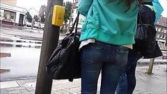 Jeans ass # 10