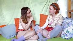 Lesbians together 4