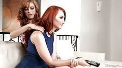 Kendra James Lesbian Fun with Penny Pax
