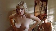 Barbara Crampton Nude Boobs And Sex In Re-Animator Movie