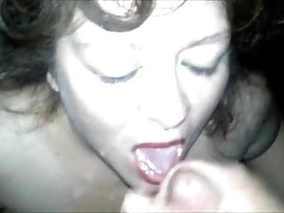 BBW Cum Slut BJ and Facial Compilation 2..HOT!!