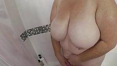 My BBW Shower Time pt1