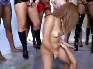 Lots Of Girls Squirting