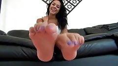Do you like these pretty feet