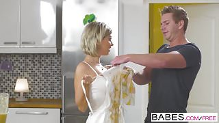 Step Mom Lessons - A Real Mess  starring  Ivana Sugar and Ch