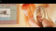 Cute redhead lesbian babe affairs IV's Thumb